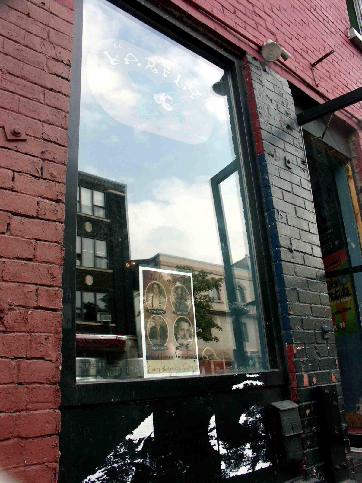 Barfly bar Montreal
